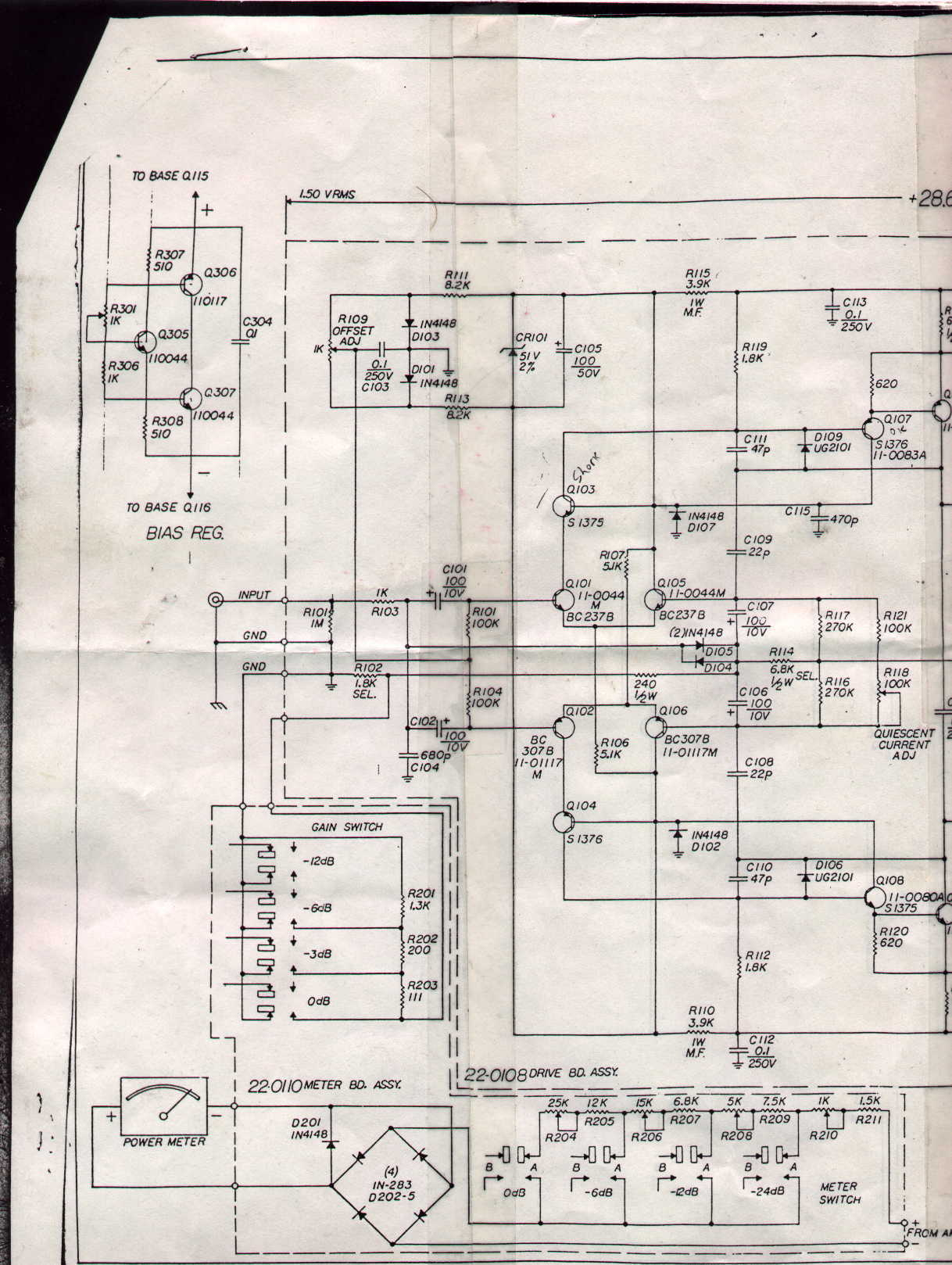 Qsc Power Amplifier Schematic Diagram Ask Answer Wiring Pin Rmx1450 On Pinterest Audio Circuit