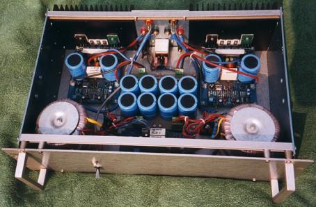 schematic.info : IGBT audio amplifier